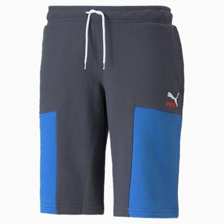 CLSX Men's Shorts, Ebony, small-SEA
