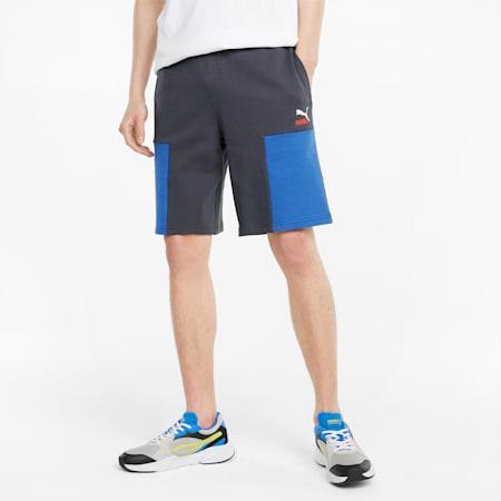 Shorts CLSX uomo, Ebony, small