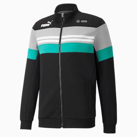 Mercedes F1 SDS Men's  Jacket, Puma Black, small
