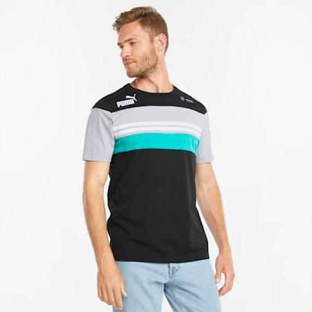 메르세데스 F1 SDS 티셔츠/MAPF1 SDS Tee, Puma Black, small-KOR