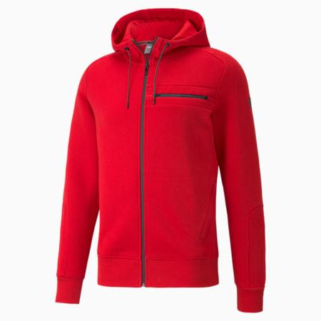 페라리 Style Hooded 스웨트 재킷/Ferrari Style Hdd Swt Jt reg, Rosso Corsa, small-KOR