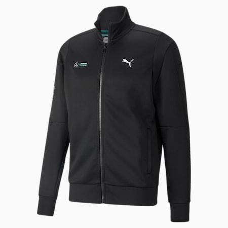 Mercedes F1 T7 Men's  Track Jacket, Puma Black, small-SEA