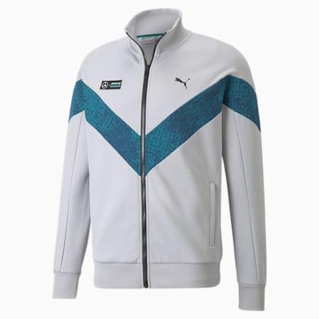 메르세데스 F1 MCS 스웨트 재킷/MAPF1 MCs Sweat Jacket, Mercedes Team Silver, small-KOR