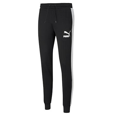 Pantalon de survêtement Iconic T7, homme, Puma Black, petit