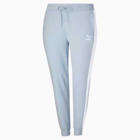 Pantalon de survêtement PL Iconic T7, femme, Brume bleue, petit