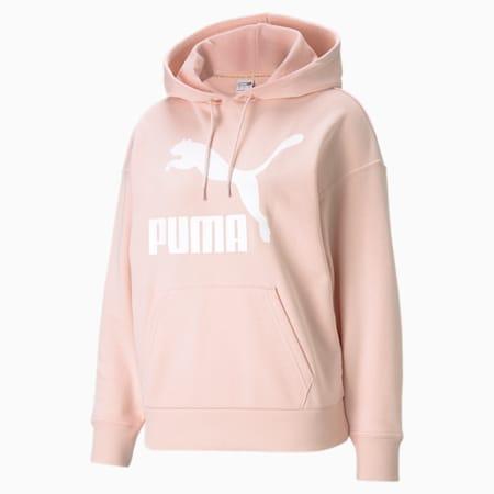 Kangourou à logo Classics PL, femme, Rose nuage - Blanc Puma, petit