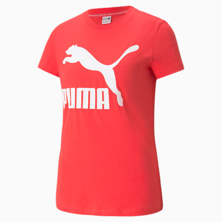 T-shirt à logo Classics, femme, Rose paradisiaque, petit
