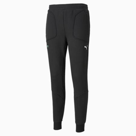 Mercedes F1 Men's  Sweatpants, Puma Black, small