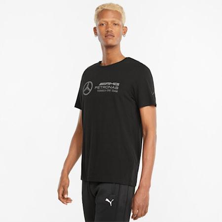 T-shirt Mercedes F1 Logo homme, Puma Black, small