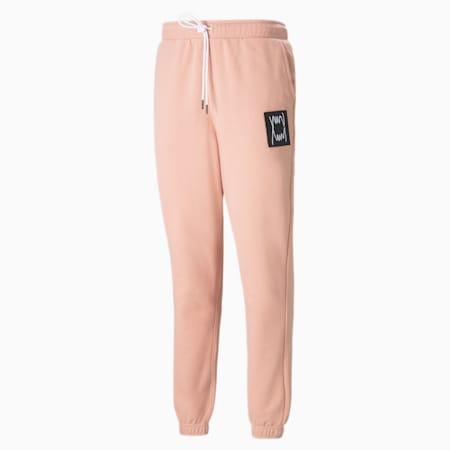 Pivot Special Men's Sweatpants, Blush garment wash, small-GBR
