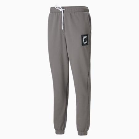 Pantalon de survêtement Pivot Special pour homme, Charcoal Gray, small