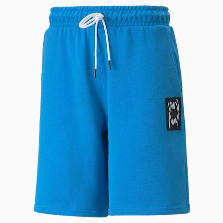 Pivot Special Herren Shorts, swedish blue garment wash, small
