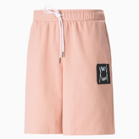 Short Pivot Special, homme, Vêtement délavé blush, petit