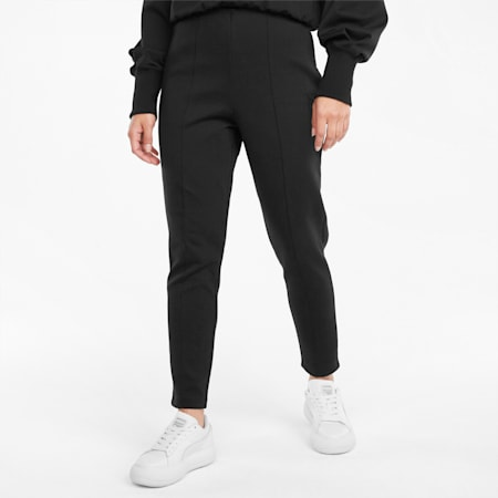 Infuse Skinny Women's Pants, Puma Black, small-SEA