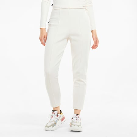 Infuse Skinny Women's Pants, Ivory Glow, small