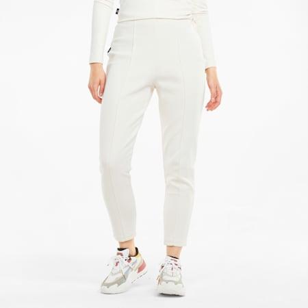 Pantalones ceñidos para mujer Infuse, Ivory Glow, small