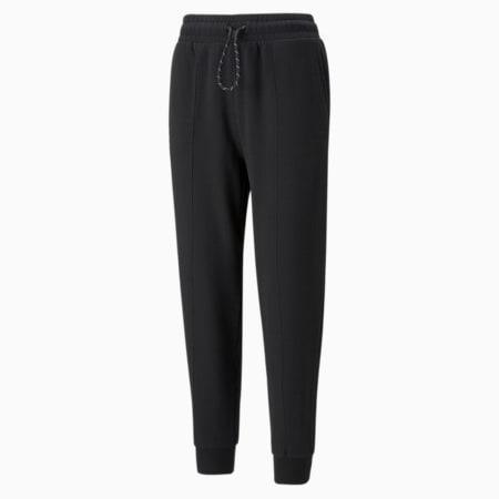 Pantalones deportivos Infuse para mujer, Puma Black, pequeño