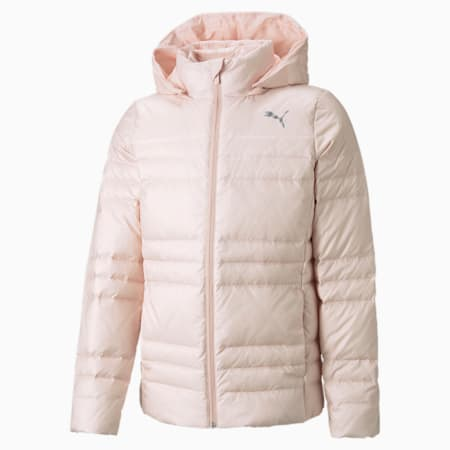 Light Goose Down Youth Jacket, Lotus, small-GBR