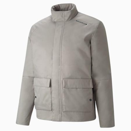 Porsche Design Men's Racing Jacket, Steeple Gray, small