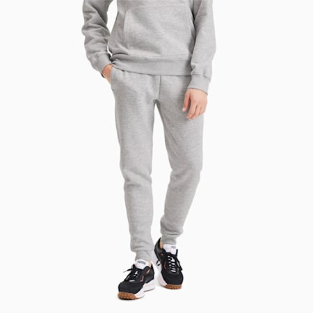 Classics Heavy gebreide broek voor heren, Light Gray Heather, small