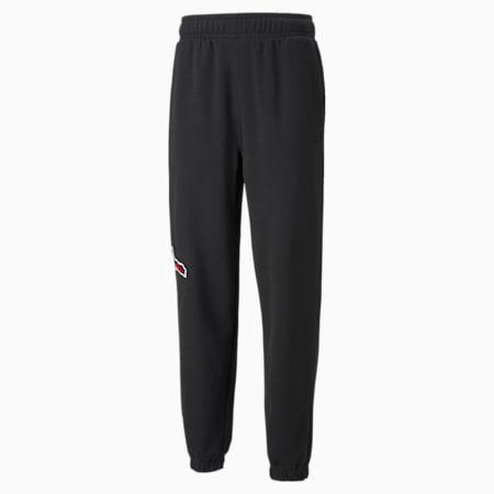 Combine Men's Basketball Pant, Puma Black-Puma Black, small-GBR