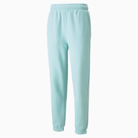 First Pick Men's Basketball Pants, Eggshell Blue, small-GBR