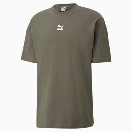 Camiseta Classics Boxy para hombre, Grape Leaf, pequeño
