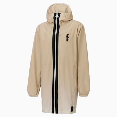 PUMA x PRONOUNCE Lightweight Men's Jacket, Pebble, small-GBR