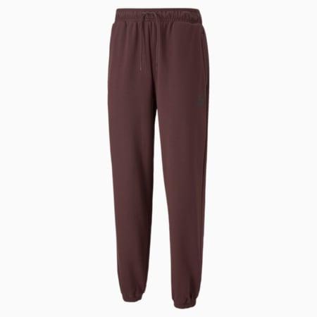 Pantalones deportivos holgados Classics para hombre, Fudge, pequeño