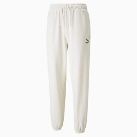 Pantalones deportivos holgados Classics para hombre, Ivory Glow, pequeño