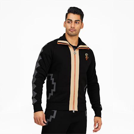 PUMA x PRONOUNCE Men's Track Jacket, Puma Black, small-GBR