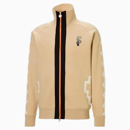 PUMA x PRONOUNCE Men's Track Jacket, Pebble, small-GBR
