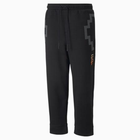 PUMA x PRONOUNCE Regular Fit Men's Loose Pants, Puma Black, small-IND
