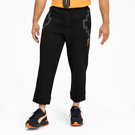 Pantalons en molleton 7/8 PUMA x PRONOUNCE, homme, Puma Black, petit