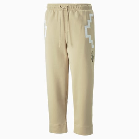 PUMA x PRONOUNCE 7/8 Men's Sweatpants, Pebble, small-GBR