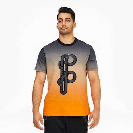 PUMA x PRONOUNCE Graphic Men's Tee, Puma Black, small-GBR