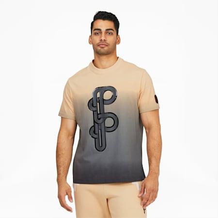 T-shirt à graphique PUMA x PRONOUNCE, homme, Caillou, petit
