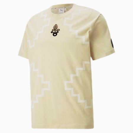 T-shirt Elevated PUMA x PRONOUNCE, Pebble, small