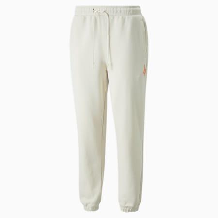 PUMA x PRONOUNCE Sweatpants, Whisper White, small