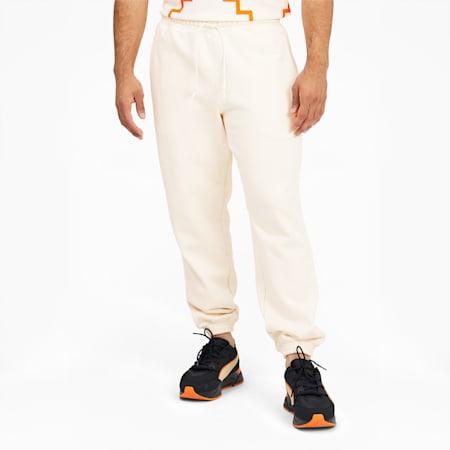 PUMA x PRONOUNCE Sweatpants, Whisper White, small-GBR