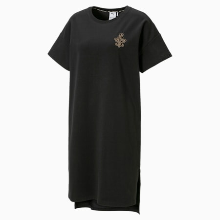 PUMA x PRONOUNCE Women's Dress, Puma Black, small-SEA