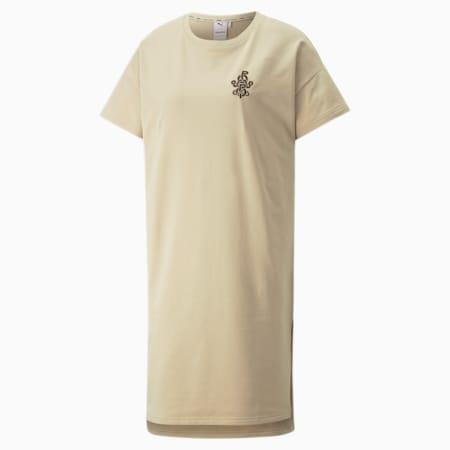 PUMA x PRONOUNCE Women's Dress, Pebble, small-GBR