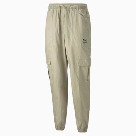 Classics Men's Cargo Pants, Spray Green, small-SEA