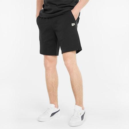 Downtown TR Herren Shorts, Puma Black, small