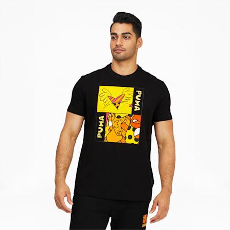 T-shirt PUMA x BRITTO, Puma Black, petit