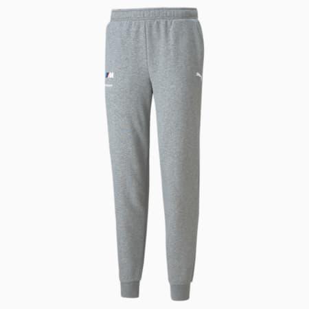 Pantalones deportivos BMW M Motorsport Essentials para hombre, Medium Gray Heather, pequeño