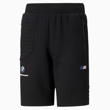 Short molletonné BMW M Motorsport, enfant, Puma Black, petit