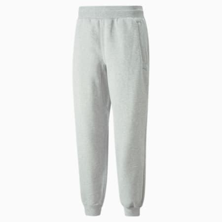MMQ sweatpants, Light Gray-Heather BC02, small