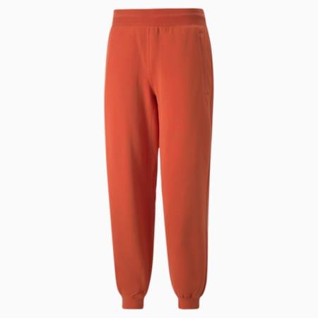 MMQ Sweatpants, Burnt Ochre, small-GBR