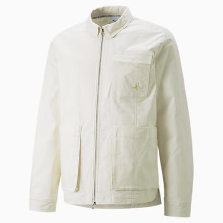 Dassler Legacy Jacket, Eggnog, small-GBR